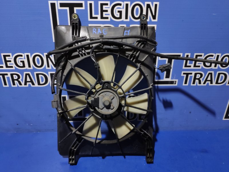 Диффузор радиатора Honda Odyssey RA6 F23A передний левый