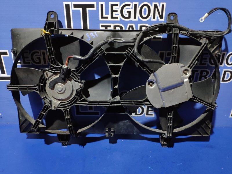 Диффузор радиатора Nissan Teana J31 VQ25DE