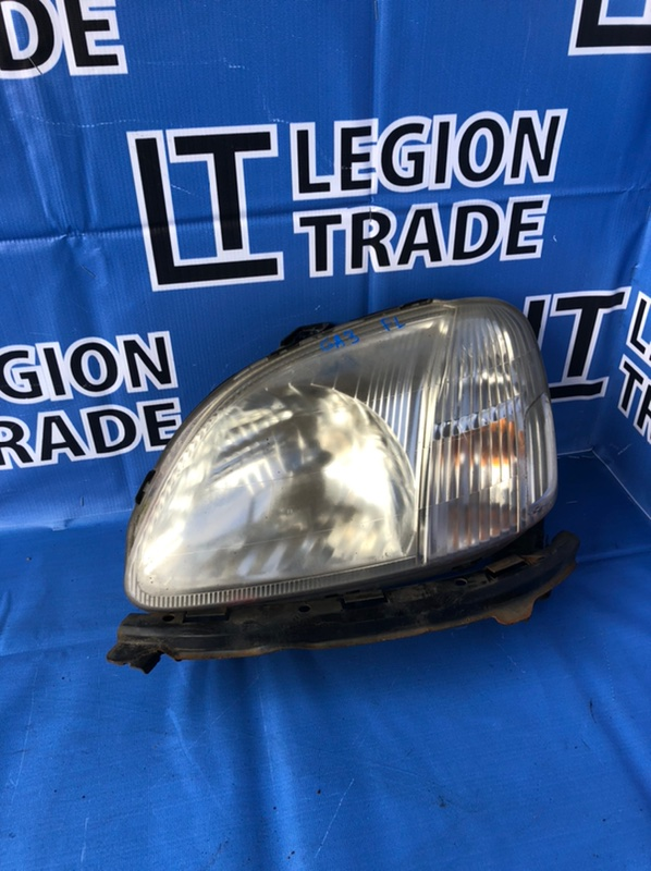 Фара Honda Logo GA3 D13B 97 передняя левая