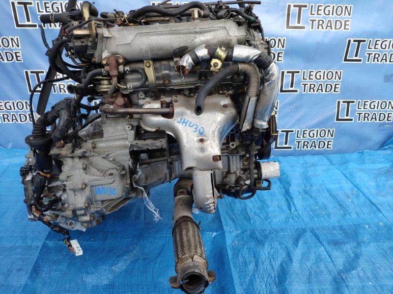 Двигатель Nissan Bassara JHU30 VQ30DE С 1999