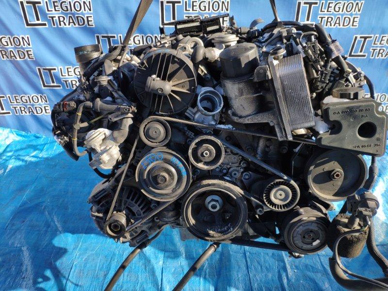 Двигатель Mercedes-Benz E280 W211 M272 23.06.2005