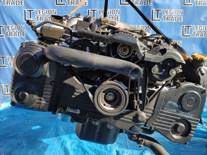 Двигатель Subaru Impreza GG9 EJ204DX3BE 01.2006