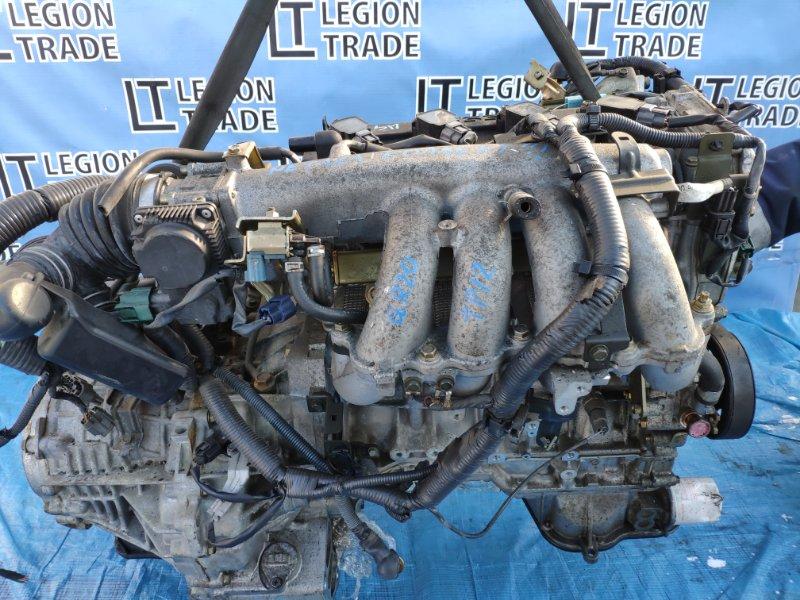 Двигатель Nissan Primera TP12 QR20DE