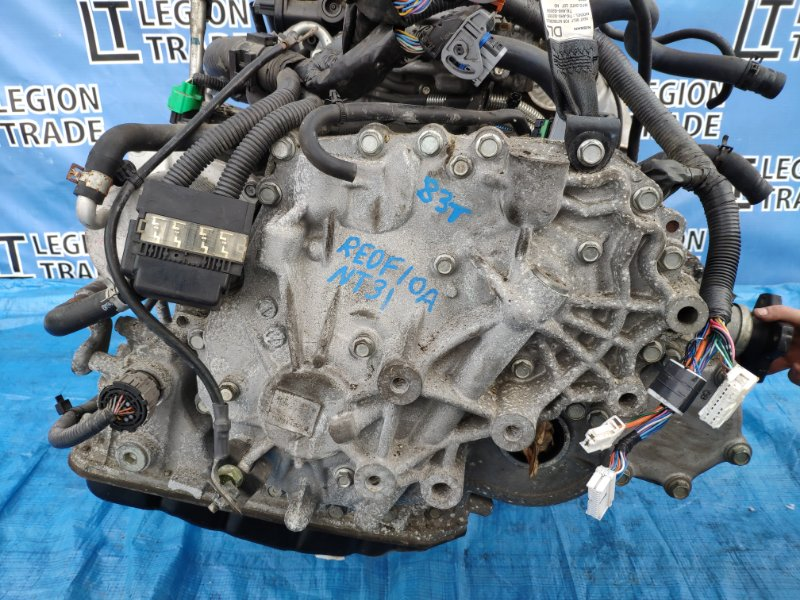 Акпп Nissan X-Trail NT31 MR20DE 2008