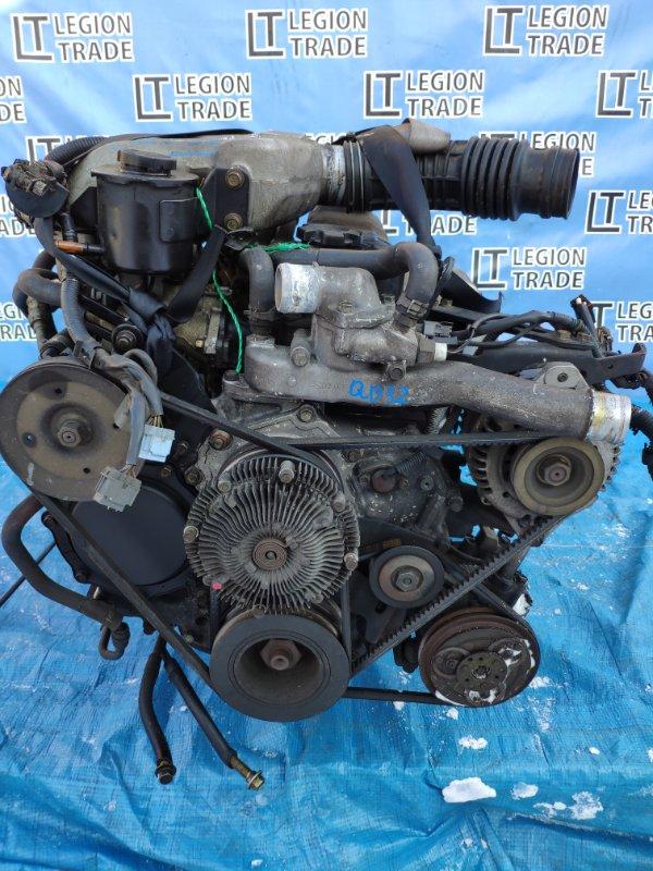 Двигатель Nissan Datsun RMD22 QD32 03.2001