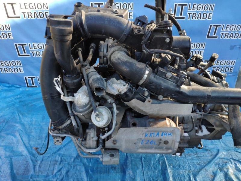 Двигатель Mercedes-Benz A200 W169.034 W245 M266E20LA 266.980 30 488944 11/03/2008