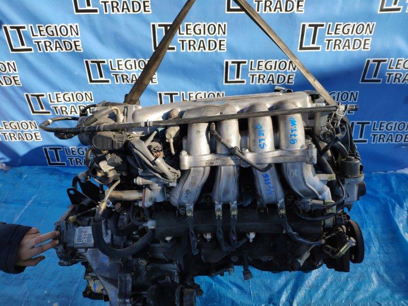Двигатель Toyota Corona Premio ST210 3SFSE 07.1998