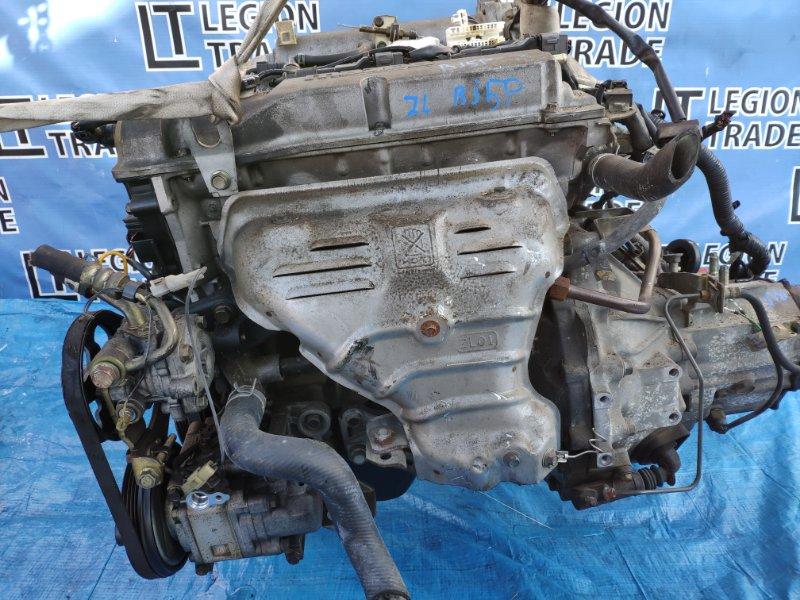 Двигатель Mazda Familia VFY11 ZLVE 11.11.1999