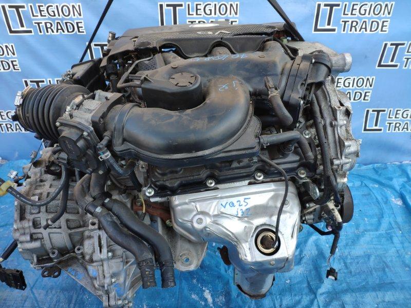 Двигатель Nissan Teana J32 VQ25DE