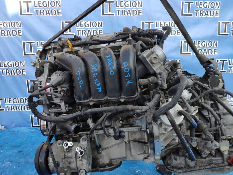Двигатель Toyota Noah ZRR70 3ZRFE