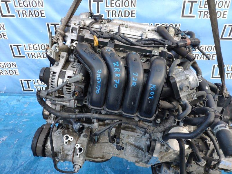 Двигатель Toyota Voxy ZRR70 3ZRFE 2008