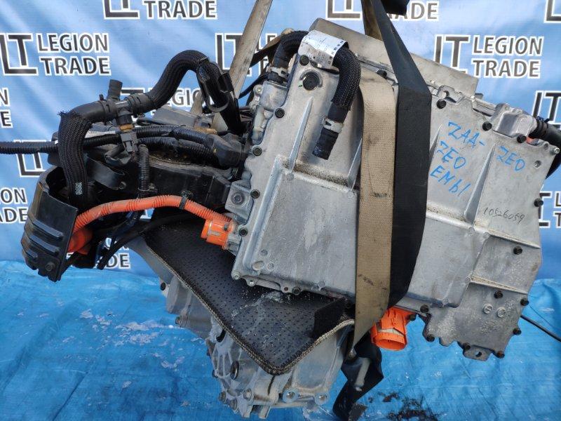 Двигатель Nissan Leaf ZE0 EM61 07.2011