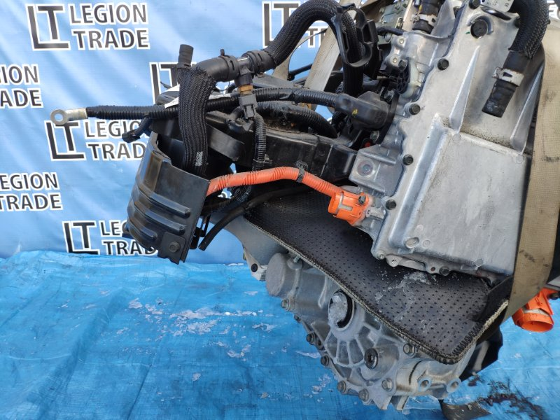 Акпп Nissan Leaf ZE0 EM61 07.2011