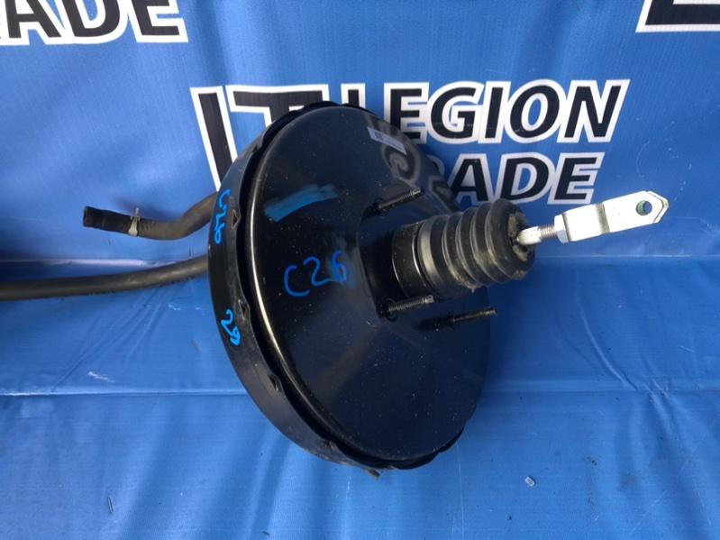 Вакуумный усилитель Nissan Serena C26 MR20 DD 08.2011