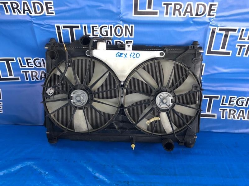 Радиатор основной Toyota Mark X GRX120 4GRFSE