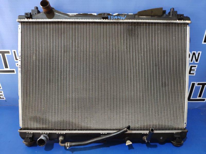 Радиатор основной Suzuki Escudo TDA4W J20A