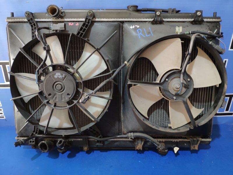 Радиатор основной Honda Lagreat RL1 J35A
