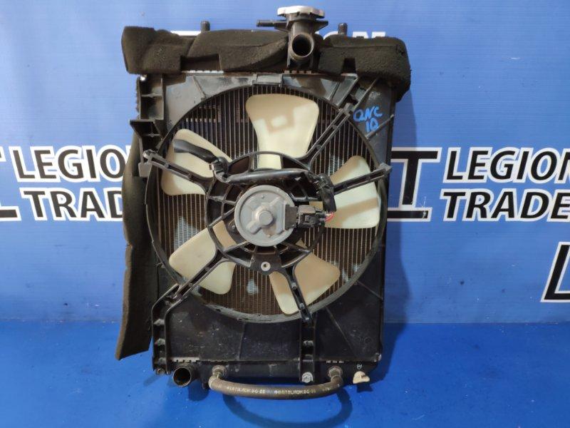 Радиатор основной Toyota Passo QNC10 K3VE