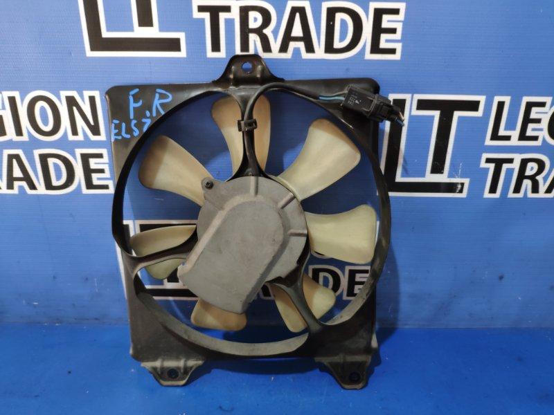Диффузор радиатора Toyota Corolla Ii EL51 4EFE передний правый