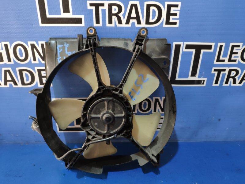 Диффузор радиатора Toyota Corolla Ii EL51 4EFE передний левый