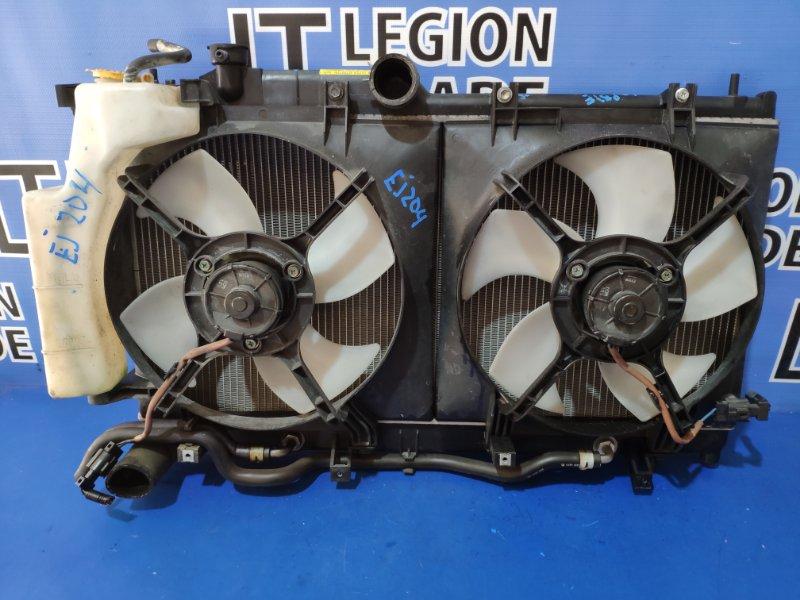Радиатор основной Subaru Legacy BL5 EJ204