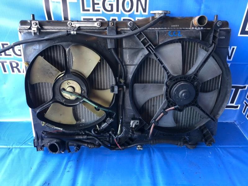 Радиатор основной Honda Vigor CC2 G25A