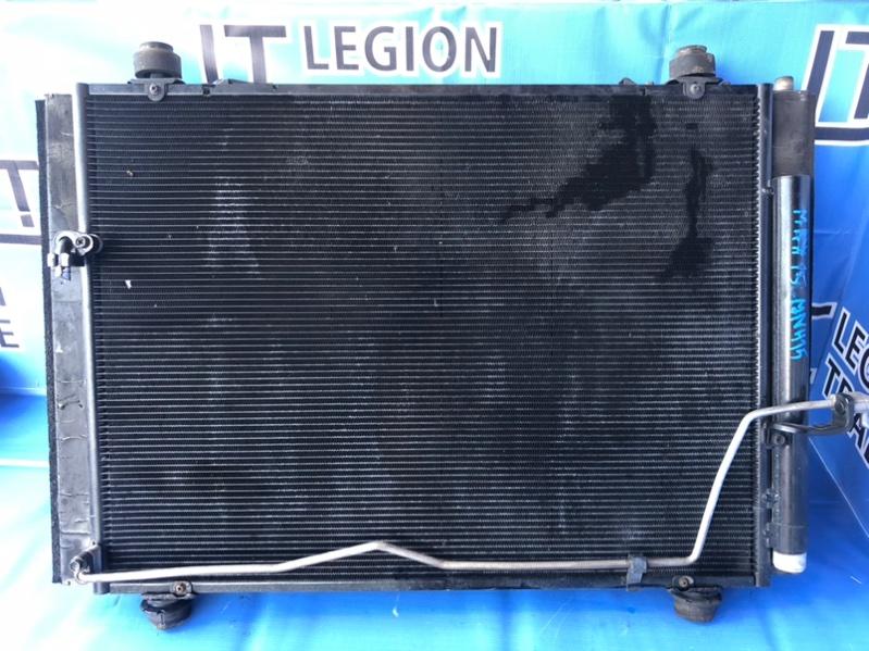 Радиатор кондиционера Toyota Alphard MNH15 1MZ