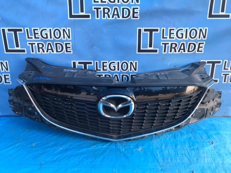 Решетка радиатора Mazda Cx-5 KE2FW SHVPTS 2014