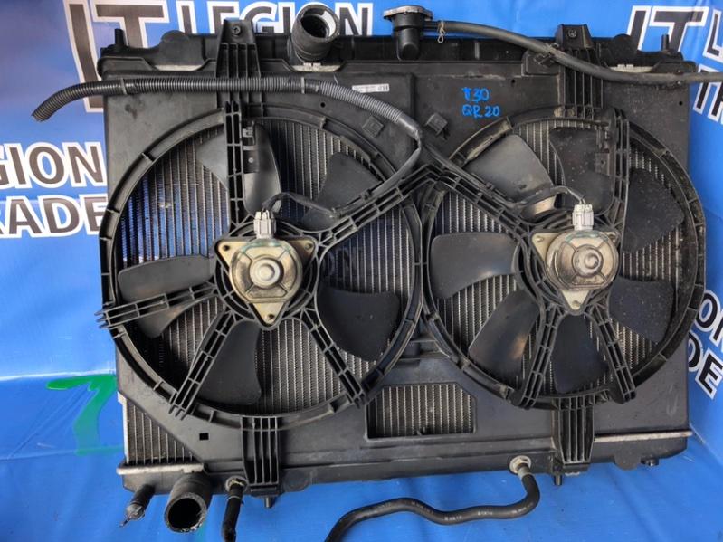 Радиатор основной Nissan X-Trail T30 QR20