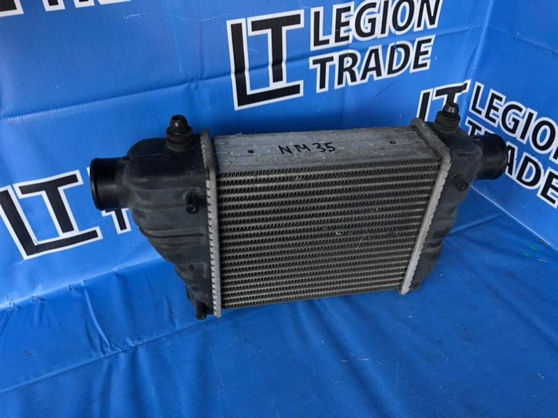 Интеркулер Nissan Stagea NM35 VQ35DE