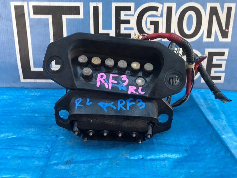 Контактная группа сдвижной двери Honda Stepwgn RF3 K20A