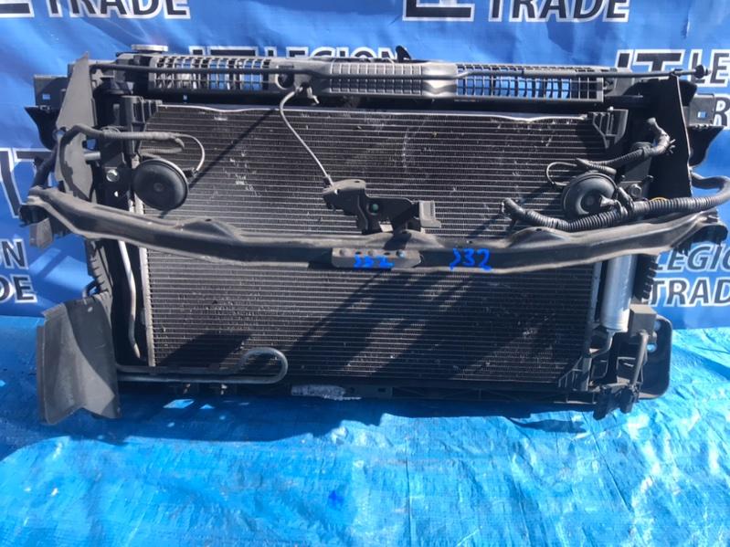 Телевизор Nissan Teana J32 VQ35DE