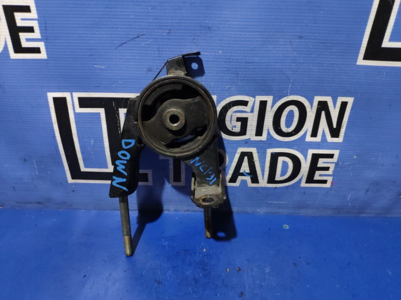 Подушка двигателя Toyota Bb NCP31 1NZFE задняя