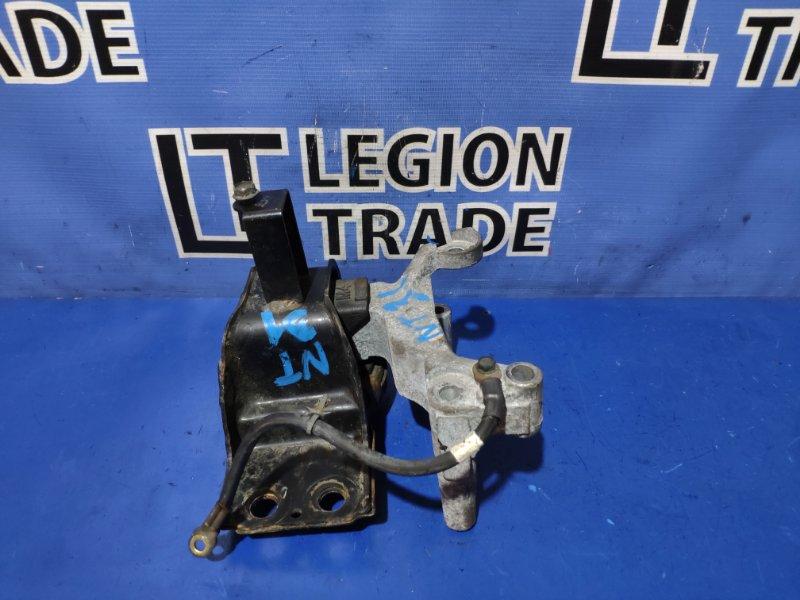 Подушка двигателя Nissan X-Trail NT31 MR20DE 2008 правая