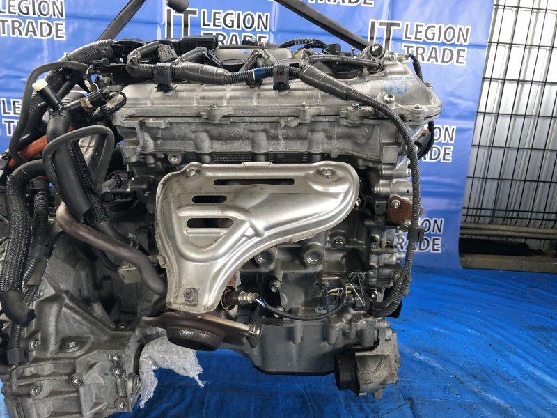 Двигатель Toyota Prius ZVW30 2ZRFXE 05.2010