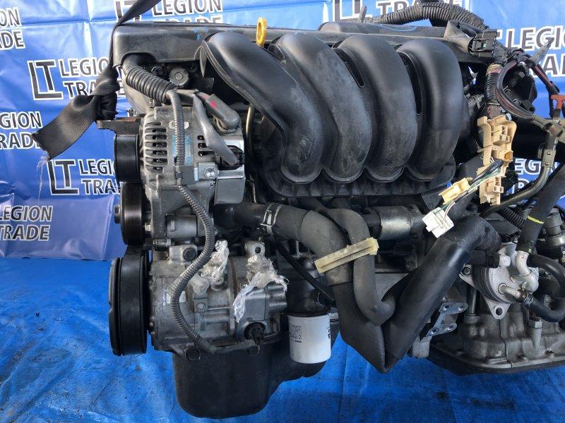 Двигатель Toyota Isis ZNM10 1ZZFE