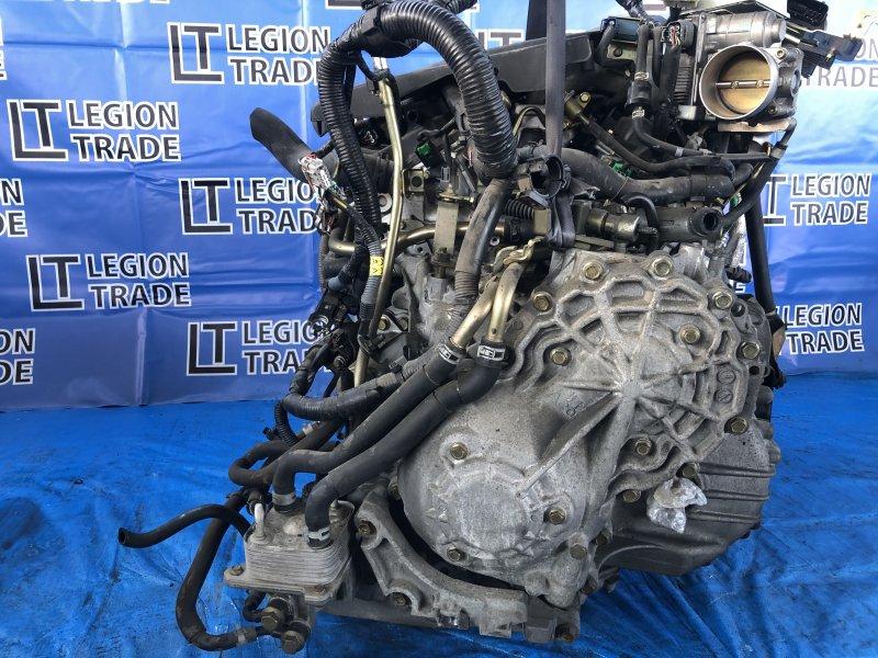 Акпп Nissan Murano PZ50 VQ35DE