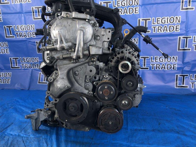 Двигатель Nissan Serena C26 MR20DD 08.2011