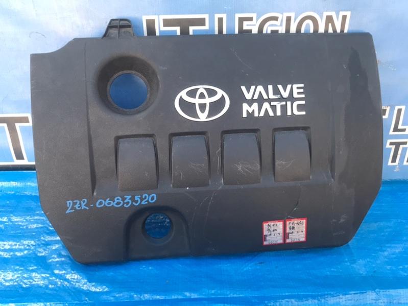 Крышка двс декоративная Toyota 2ZR