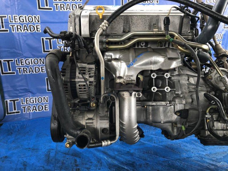 Двигатель Nissan Presage HU30 VQ30DE