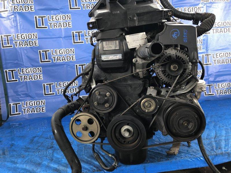 Двигатель Toyota Altezza GXE10 1GFE 03.2001