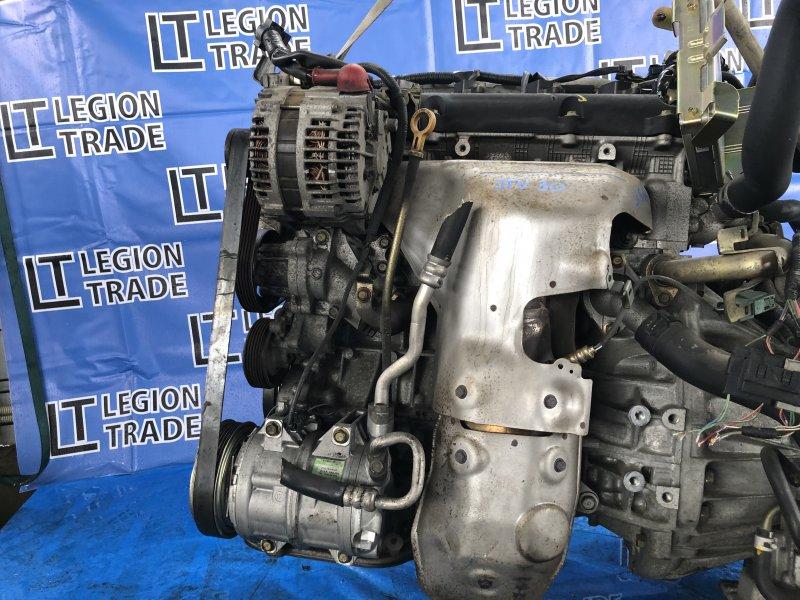 Двигатель Nissan Bassara JTU30 QR25DE