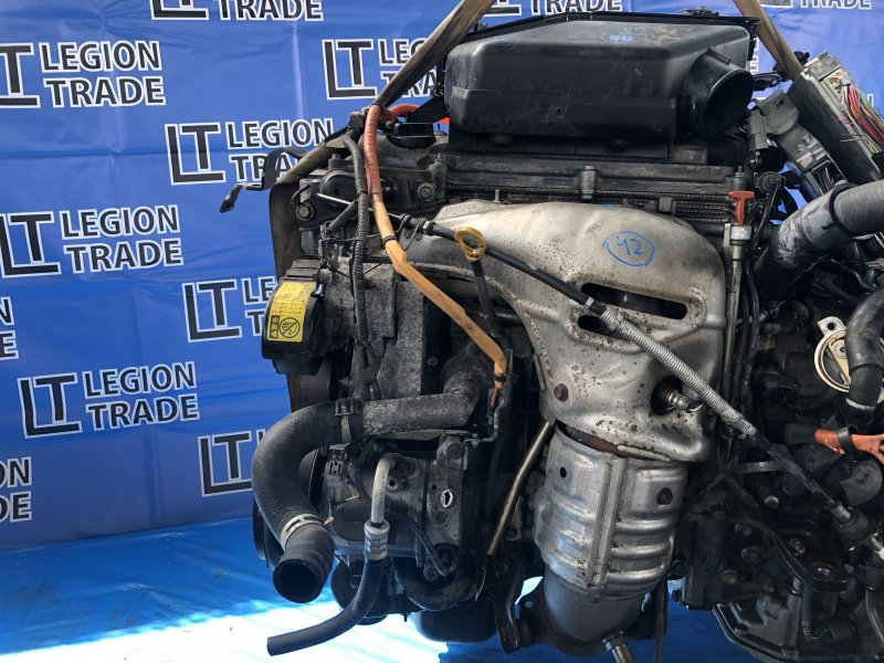 Двигатель Toyota Alphard ATH10 2AZFXE