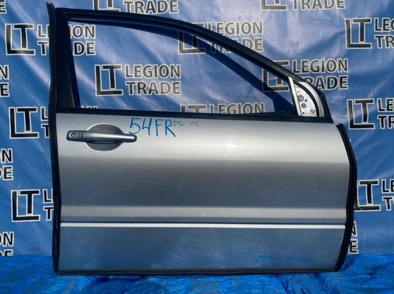 Дверь Mitsubishi Lancer CS6A 4G94 08.2006 передняя правая