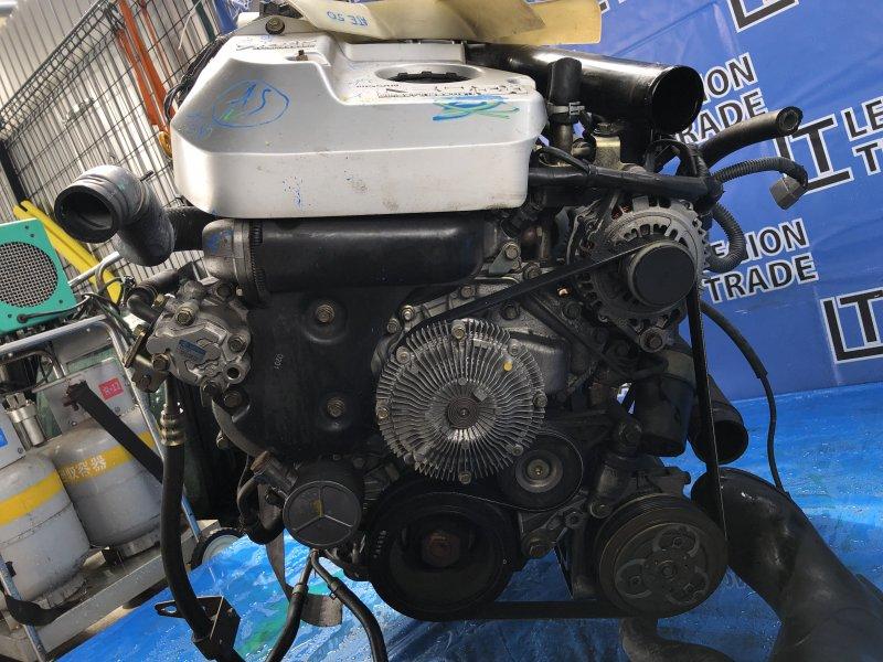 Двигатель Nissan Elgrand ATE50 ZD30DDTI