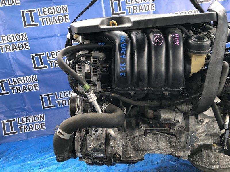Двигатель Toyota Allion ZRT261 3ZRFAE 01.2009