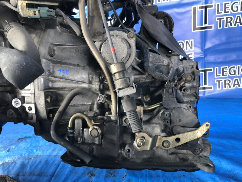 Акпп Nissan X-Trail T30 QR20DE