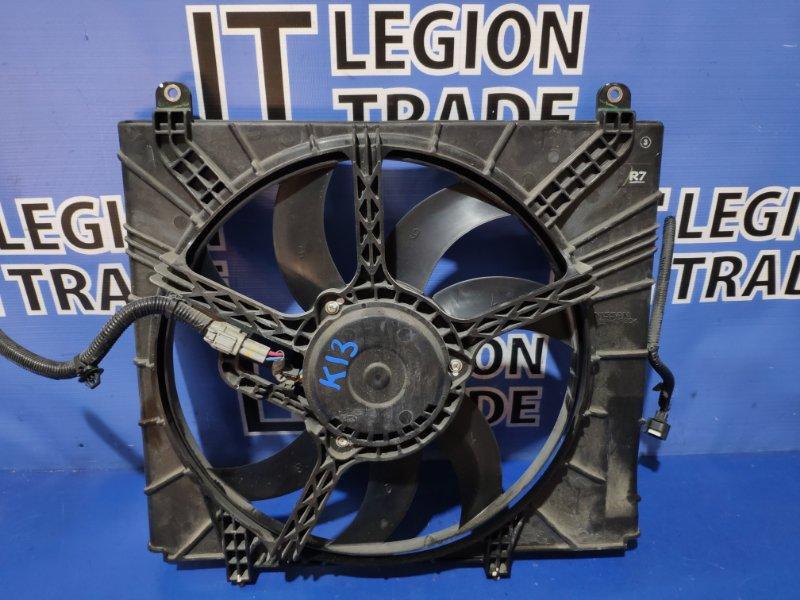 Диффузор радиатора Nissan March K13 HR12DE