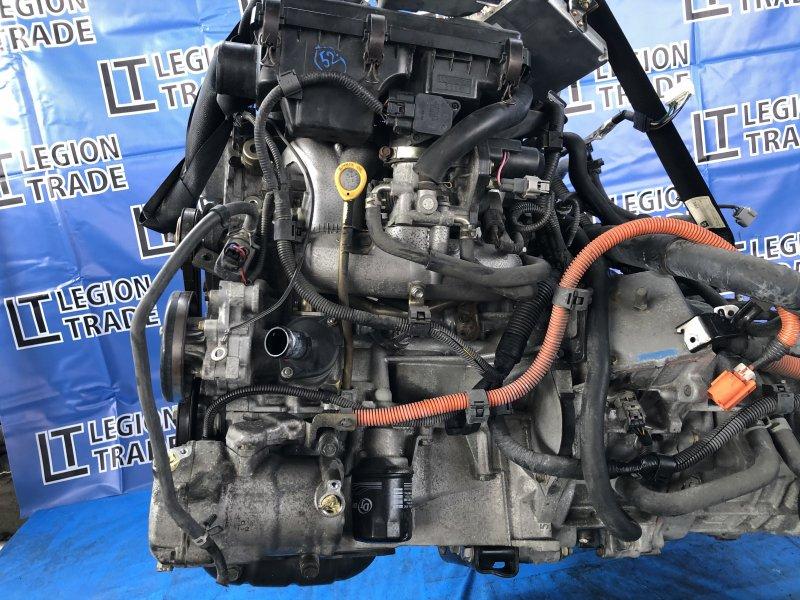 Двигатель Toyota Prius NHW20 1NZFXE 07.2004