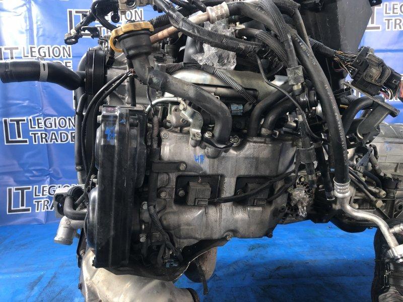 Двигатель Subaru Legacy BM9 EJ255JBDME 11.2012